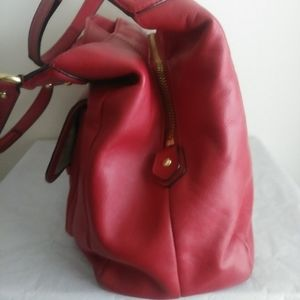 Coach Bags - 👜Red Coach Campbell purse👜